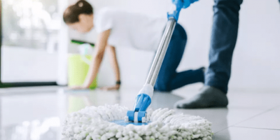Eco-friendly cleaning options for your floors. Source: The Spruce