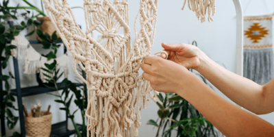 The rising of Malaysia's macrame makers; Image via the curiously creative
